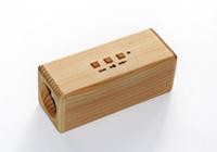 オリジナルウッドスピーカー(木製スピーカー)